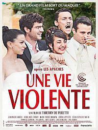 affiche sortie dvd une vie violente