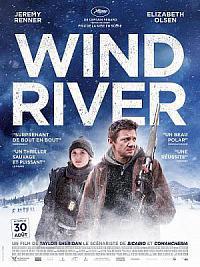 affiche sortie dvd wind river