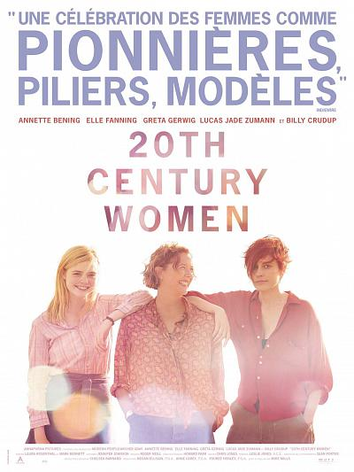 sortie vod 20th Century Women