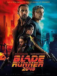affiche sortie dvd blade runner 2049