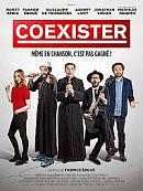 affiche sortie dvd coexister