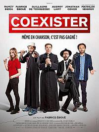 affiche sortie dvd coexister