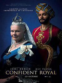 affiche sortie dvd confident royal