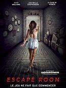 affiche sortie dvd escape room