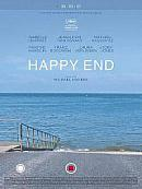 affiche sortie dvd Happy End