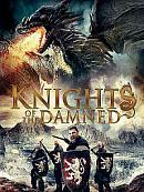 affiche sortie dvd knights of the damned