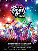 affiche sortie dvd my little pony - le film