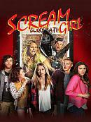 affiche sortie dvd Scream Girl