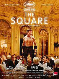 affiche sortie dvd the square