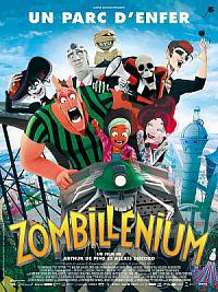 affiche sortie dvd zombillenium