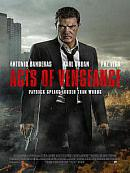 affiche sortie dvd acts of vengeance