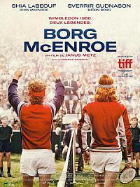 affiche sortie dvd borg/mcenroe