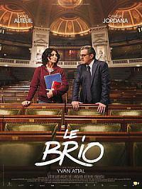 affiche sortie dvd le brio