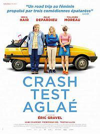 affiche sortie dvd crash test aglae
