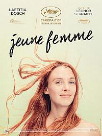 affiche sortie dvd jeune femme