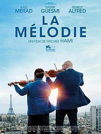 affiche sortie dvd la melodie