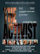 affiche sortie dvd the activist