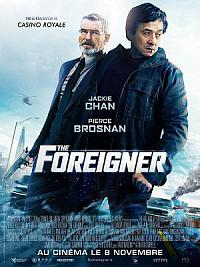 affiche sortie dvd The Foreigner