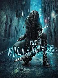 affiche sortie dvd the villainess