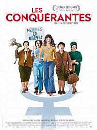affiche sortie dvd les conquerantes