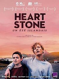 affiche sortie dvd heartstone - un ete islandais