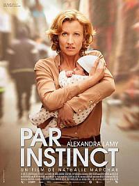 affiche sortie dvd par instinct