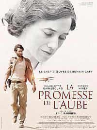 affiche sortie dvd la promesse de l'aube