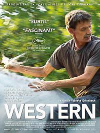 affiche sortie dvd western