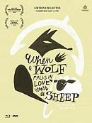 affiche sortie dvd when a wolf falls in love with a sheep