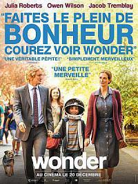 affiche sortie dvd wonder