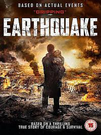 affiche sortie dvd earthquake
