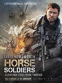 affiche sortie dvd horse soldiers