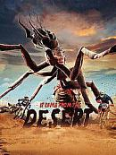 affiche sortie dvd it came from the desert
