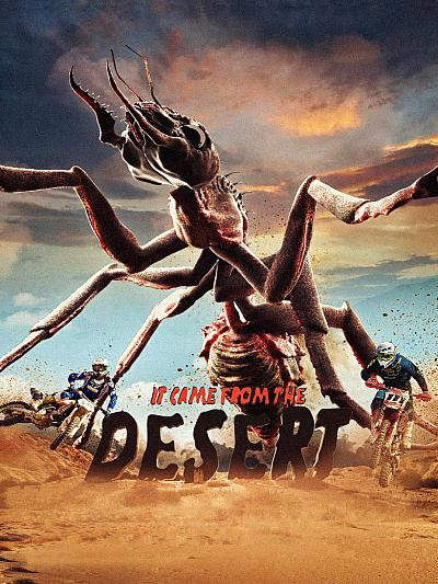 sortie vod, dvd It Came From the Desert