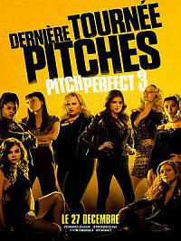 affiche sortie dvd Pitch Perfect 3