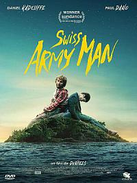 affiche sortie dvd swiss army man