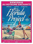 affiche sortie dvd The Florida Project