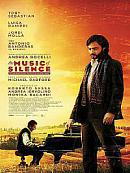 affiche sortie dvd the music of silence