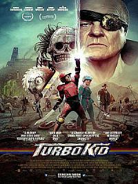 affiche sortie dvd turbo kid