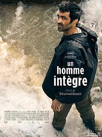 affiche sortie dvd un homme integre