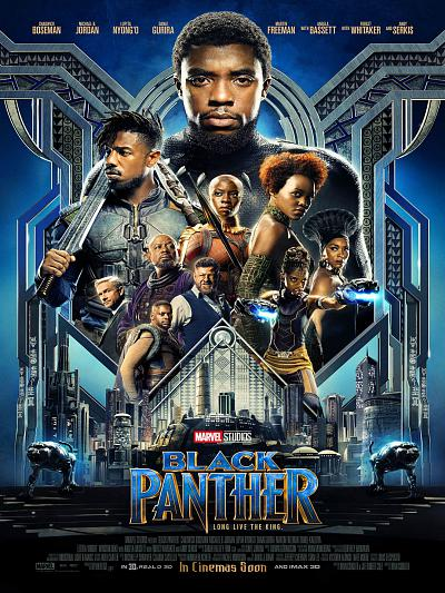 sortie dvd et blu-ray Black Panther