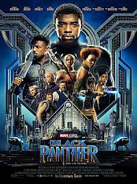 affiche sortie dvd black panther