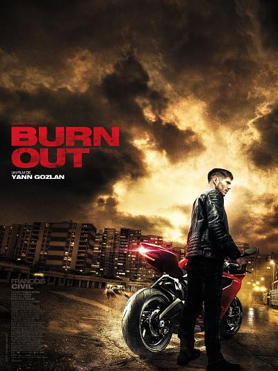 sortie dvd et blu-ray Burn Out