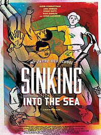 affiche sortie dvd my entire high school sinking into the sea