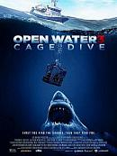 affiche sortie dvd open water 3 - cage dive