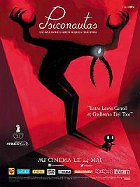 affiche sortie dvd psiconautas