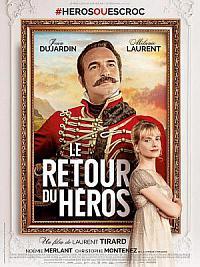 affiche sortie dvd le retour du heros