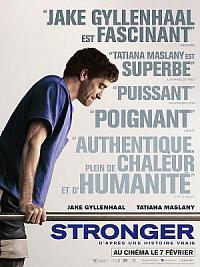 affiche sortie dvd stronger