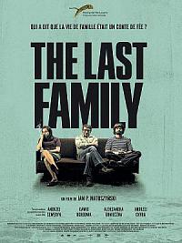 affiche sortie dvd the last family