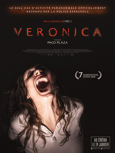 sortie vod, dvd et blu-ray Verónica
